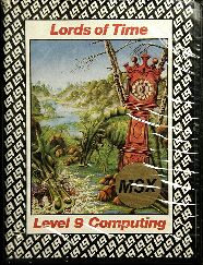 Lords of Time (MSX)