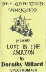 Lost in the Amazon (Adventure Workshop, The) (ZX Spectrum)