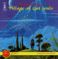 Realm of Chaos: Village of Lost Souls (Robico) (BBC Model B) (Disk Version)