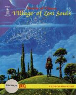 Realm of Chaos: Village of Lost Souls (Robico) (Acorn Electron) (Cassette Version)