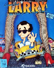 Leisure Suit Larry in the Land of the Lounge Lizards (IBM PC) (VGA Version)