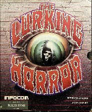 Lurking Horror (Macintosh) (Contains Map)