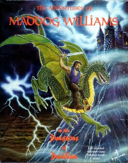 Adventures of Maddog Williams, The: in the Dungeons of Duridian