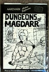 Dungeons of Magdarr (Aardvark) (C64)