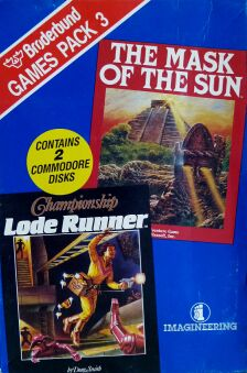 Mask of the Sun and Championship Lode Runner