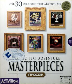 Classic Text Adventure Masterpieces Infocom (Macintosh/IBM PC)