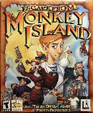 Escape From Monkey Island (IBM PC)