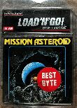 Mission: Asteroid (Load 'n' Go!) (Atari 400/800)