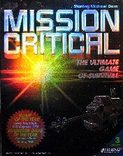 Mission Critical (IBM PC) (Contains Patch, Official Strategy Guide)