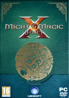 Might and Magic X: Legacy (Ubi Soft) (IBM PC)
