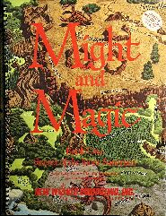 Might and Magic: Secret of the Inner Sanctum (Oversized version) (Apple II)