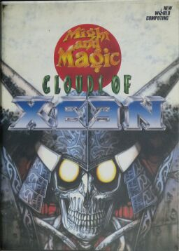 Might and Magic IV: Clouds of Xeen (Starcraft) (PC-9821/PC-9801)