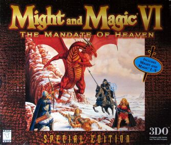 Might and Magic VI Special Edition: The Mandate of Heaven