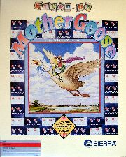 Mixed-Up Mother Goose (IBM PC) (Disk Version)