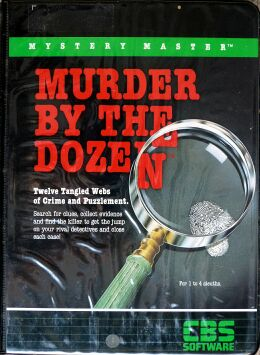 Murder by the Dozen (CBS) (Apple II)