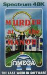 Murder at the Manor (Omega) (ZX Spectrum)