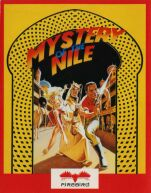 Mystery of the Nile (Firebird) (ZX Spectrum)