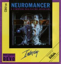 Neuromancer (Interplay) (C64) (UK Version)