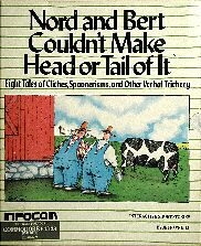 Nord and Bert Couldn't Make Head or Tail of It (C64)