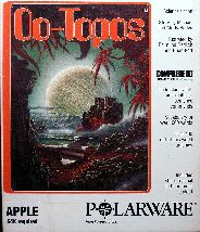 Oo-Topos (Apple II) (Contains Hint Sheet)