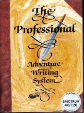 Professional Adventure Writing System, The (Gilsoft) (ZX Spectrum)