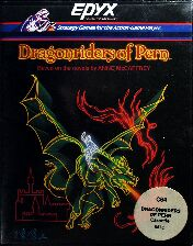 Dragonriders of Pern (ECP) (C64)