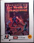 Phantasie III: Wrath of Nikademus (Clamshell) (Amiga)