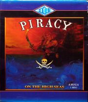 Piracy: On the High Seas (International Computer Entertainment) (Amiga)