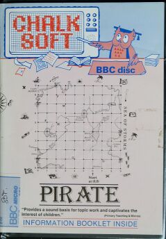 Pirate (Chalksoft) (BBC Model B) (Disk Version)
