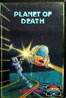 Adventure A: Planet of Death (Clamshell) (Paxman Promotions) (Amstrad CPC)
