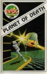 Adventure A: Planet of Death (Alternate Inlay) (C64)
