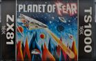 Planet of Fear (International Publishing & Software) (ZX81)