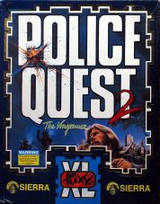 Police Quest 2: The Vengeance (Amiga)