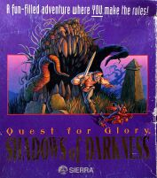 Quest for Glory IV: Shadows of Darkness (IBM PC)