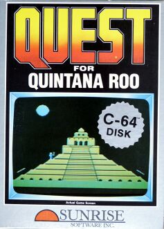 Quest for Quintana Roo (Alternate) (Sunrise Software) (C64) (disk Version)