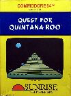 Quest for Quintana Roo (Sunrise Software) (C64) (cassette Version)