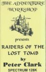Raiders of the Lost Tomb (Adventure Workshop, The) (ZX Spectrum)