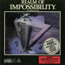 Realm of Impossibility (Ariolasoft) (Atari 400/800) (Disk Version)