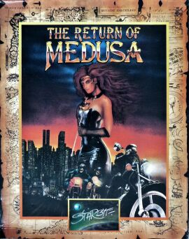 Return of Medusa, The (Starbyte) (IBM PC)