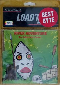 River Adventure (Load 'n' Go!) (Apple II)
