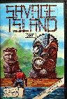 S.A.G.A. 10: Savage Island Part One (Tynesoft) (ZX Spectrum) (Cassette Version) (Contains Original Cover Painting)