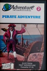 S.A.G.A. 2: Pirate Adventure (C64)