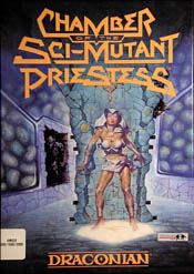 Chamber of the Sci-Mutant Priestess (Draconian) (Amiga)