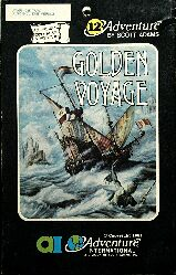 Adventure 12: Golden Voyage (Atari 400/800)