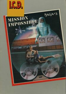 S.A.G.A. 3: Mission Impossible