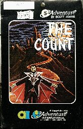 Adventure 5: The Count (Atari 400/800)