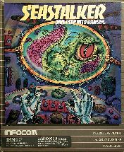 Seastalker (IBM PC) (Contains InvisiClues Hint Book)