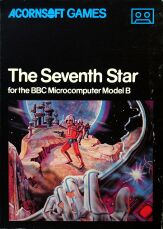 Seventh Star (BBC Model B) (missing hints envelope) (Contains Hint Book)
