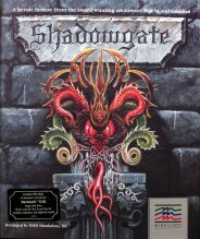 Shadowgate (Folio) (Macintosh)