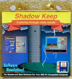 Shadow Keep (Software Revolution!) (IBM PC)